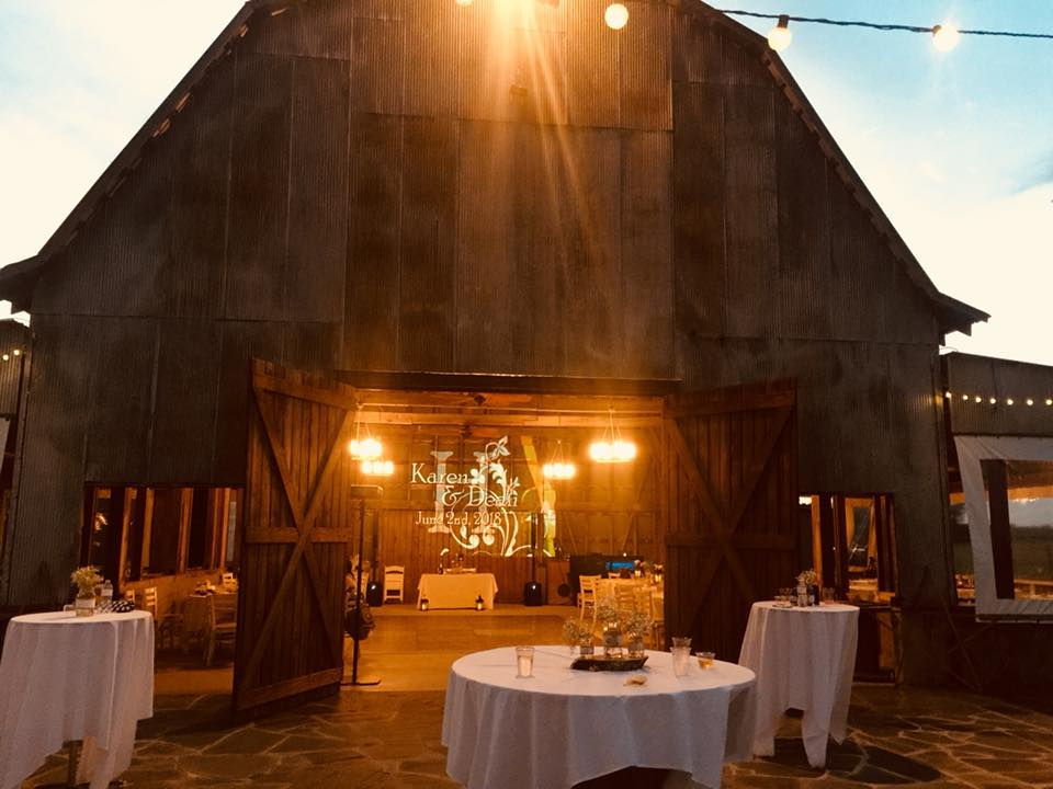 Missouri Barn Weddings
